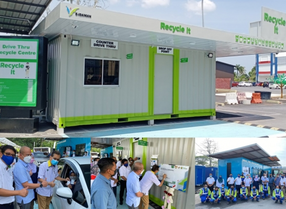 Launching Ceremony - Drive Thru Recycle Centre (DTRC) Kangar, Perlis